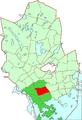 Espoo districts Noykkio.png