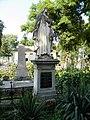 Esztergom, Mattyasovszky Kasszián síremléke a Szentgyörgymező temetőben.jpg