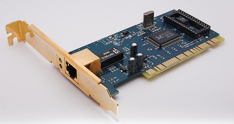 Network Ethernet NIC Card