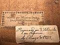 Etiqueta de violoncel de Nicolás Duclos i etiqueta d'Enric Soldevila (1937).jpg