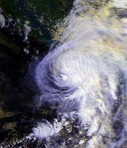 1987年飓风尤金