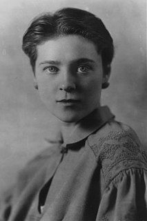Eva Le Gallienne British actress
