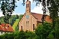 Evangelische Kirche beim Adventure Golfpark in Enzklösterle - panoramio.jpg