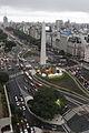 Evento del Día Mundial de la Salud de 2013 en el Obelisco..jpg