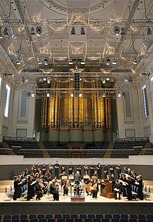 Birmingham City Organist