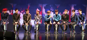 Exo at Ex'Act press conference June 2016.png