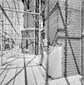 Exterieur TOREN, STEUNBEER, DETAIL (TIJDENS RESTAURATIE) - Veghel - 20285801 - RCE.jpg