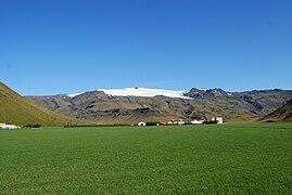 Eyjafjallajökull Glacier - 29.8.09