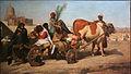 Félix Auguste Clément - Pendant les fêtes du Baïram au Caire.JPG
