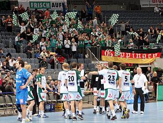 Lanxess Arena - Image: FA Goeppingen 01