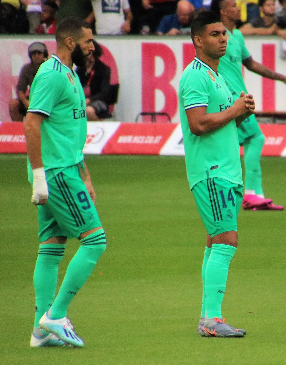 Salzburg Real Madrid