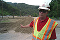 FEMA - 41441 - USACE prepares a temporary housing site in West Virginia.jpg