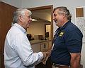 FEMA - 44914 - FEMA representative and Congressman Manzullo in Illinois.jpg