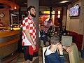 FIFA 2018. - Navijači gledaju utakmicu Hrvatska -Engleska u Čakovcu 11.7.2018.JPG