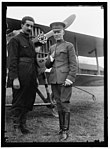 FLECHERE, GEORGES. LIEUT. FRENCH ARMY, AVIATOR. LEFT, WITH GENERAL SQUIRE LCCN2016868986.jpg