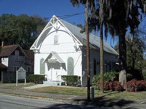 United Hebrews of Ocala - Image: FL Ocala Bible Chapel 03
