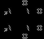 Struktur von 1,1-Diamino-2,2-dinitroethylen