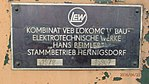 Fabrikschild Hennigsdorf Panoramio129805292.jpg