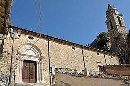 Decorazione Bagnoli : Chiesa di san silvestro bagnoli del trigno wikipedia