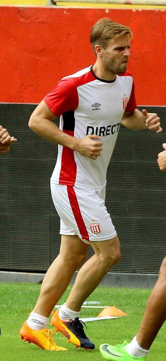 Facundo Sánchez - Image: Facundo Sánchez