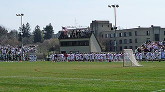 Metro Atlantic Athletic Conference - Image: Fairfield Lessing Field