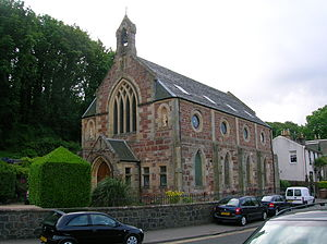 J. J. Stevenson - Parish Church, Fairlie, North Ayrshire