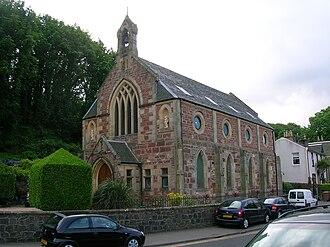 J. J. Stevenson - Parish Church, Fairlie, North Ayrshire