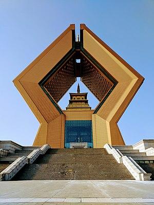 Famen Temple - The new complex
