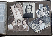 Domácí fotoalbum