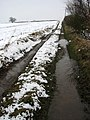 Farm track to Long Road - geograph.org.uk - 734581.jpg
