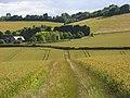Farmland, Saunderton - geograph.org.uk - 892836.jpg