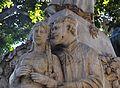 Faust i Margarida al monument a Teodor Llorente, València.JPG