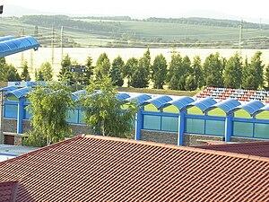 FC ViOn Zlaté Moravce - Stadium FC ViOn