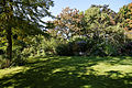Feeringbury Manor flower herbaceous shrub border, Feering Essex England 5.jpg