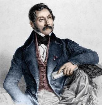 Il pirata - Librettist Felice Romani