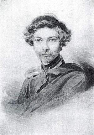 Ferdinand von Malaisé - Ferdinand Malaisé ca 1827 (Franz Xaver Winterhalter)