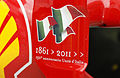 Ferrari 150 Italia side fin 2011 Malaysia.jpg