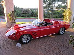 Ferrari 250 GT Fantuzzi NART Spyder