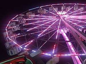 Ocean City, New Jersey -  Ferris Wheel on the Boardwalk