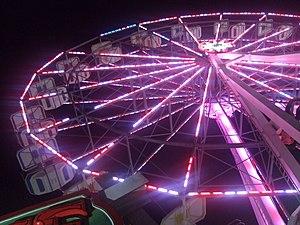 Ocean City, New Jersey -  Ferris Wheel on the Boardwalk