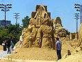 Festival of sand figures in Burgas-2011 - panoramio (4).jpg