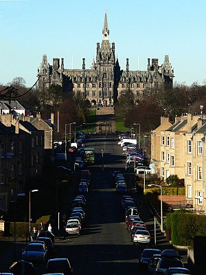 Independent school (United Kingdom) - Fettes College is one of Scotland's most famous independent schools, particularly since the 1997 Labour Government led by former pupil, Tony Blair.