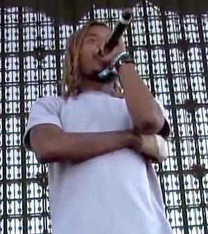 Fetty Wap - Fetty Wap performing in August 2015