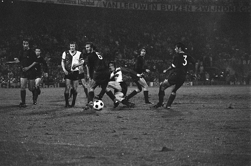 Neeskens e Cruyff al Barcellona