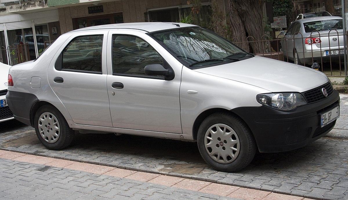 Ford Fiesta Sedan >> Fiat Albea – Wikipédia, a enciclopédia livre