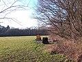 Field in winter sunlight - geograph.org.uk - 333094.jpg