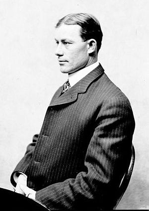 Michigan Wolverines football - Fielding Yost in 1902.