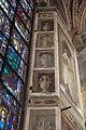 Filippo lippi, affreschi del 1452-65, vasi e prospettive 03.JPG