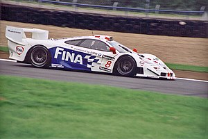1997 FIA GT Championship - BMW Motorsport placed second in the GT1 Teams Championship