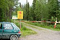 Finnish-Russian border, Paljakka.jpg